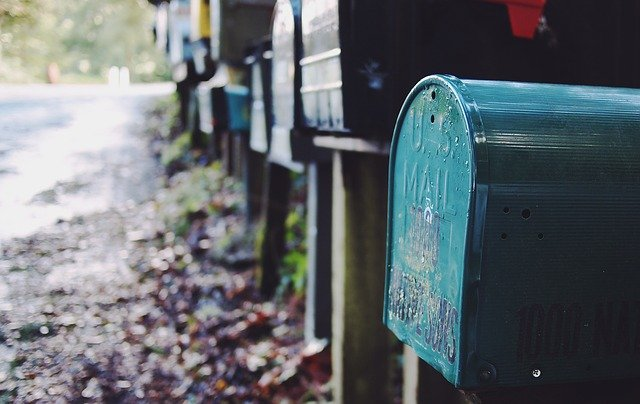 mailboxes photo